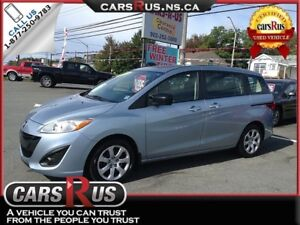 2012 Mazda MAZDA5 GS.....Includes 4 FREE winter tires!!