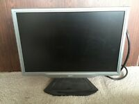 "21"" Acer LCD computer monitor"