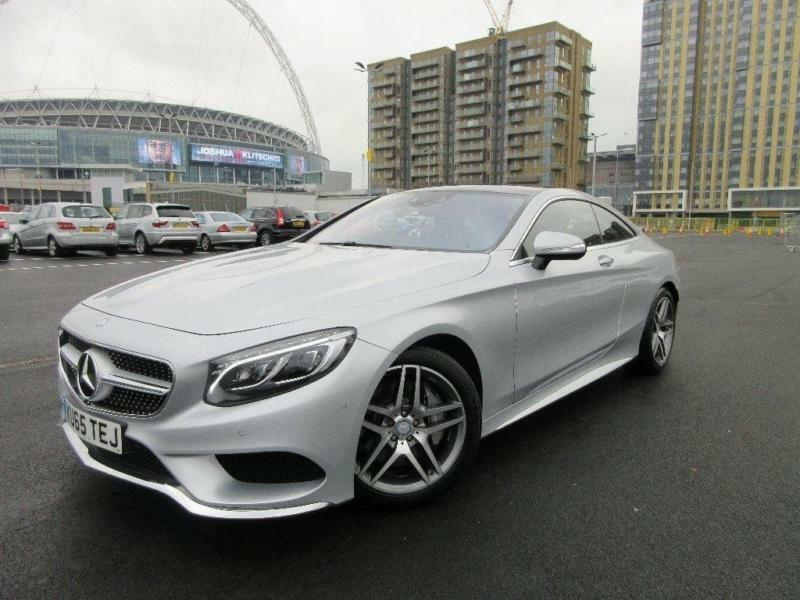 2015 Mercedes-Benz S Class 4.7 S500 AMG Line 2dr (start/stop)
