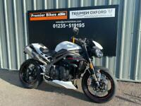 1050 SPEED TRIPLE RS,LOW MILES, ONE OWNER