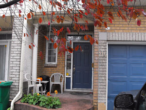 Bedrooms for rent in Ottawa South townhouse - $550 and $600