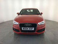 2014 64 AUDI A3 S LINE TDI DIESEL 1 OWNER FROM NEW AUDI SERVICE HISTORY FINANCE