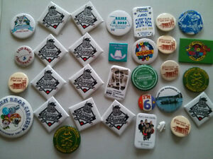Whole bunch of buttons $5