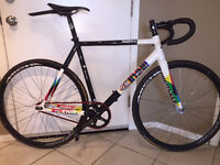 Cinelli Vigorelli - Caleido - 56cm - Track bike / Fixed Gear
