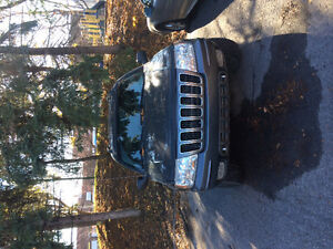 2002 Jeep Cherokee Camionnette West Island Greater Montréal image 8
