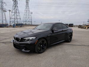 2018 BMW M2 - manual/sunroof/LEDs in great condition!