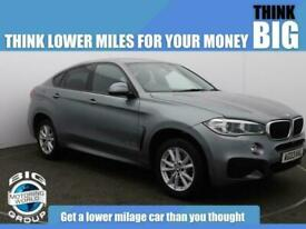 image for 2016 BMW X6 XDRIVE30D M SPORT Auto Coupe Diesel Automatic