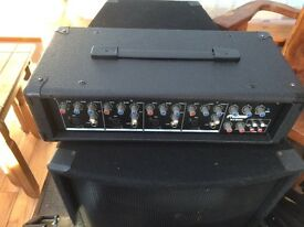 Pro sound 100w 4 channel amp