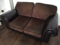 3 piece sofa / lounge suite ( 3 seater sofa & 2 seater sofa & 1 single chair)