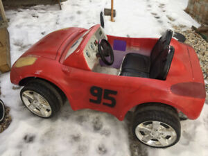 Battery Operated Car to give away
