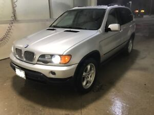 2001 BMW X5 E-Test and Certified