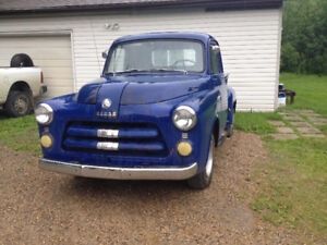 For Sale, 1954 Dodge 1/2 ton short box stepside