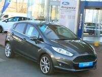 2017 Ford Fiesta 5 Door SVP Titanium X 1.0T EcoBoost 125PS (Petrol) 5 Speed 2017