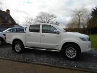2013 63 Reg Toyota Hilux 3.0D-4D Invincible (14800 Miles) NO VAT