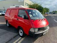1993 Toyota LITEACE DIESEL ONE OWNER VAN CLASSIC DRIVES SUPERB LONG MOT IDEAL FO