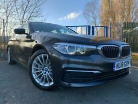 image for 2018 18 BMW 5 SERIES 2.0 530E SE 4D 249 GREY- 2 KEYS+1 OWNER FRIOM NEW+FSH+MEDIA