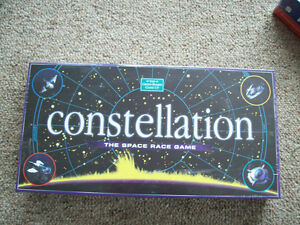 Constellation-the Space Raced board game-new London Ontario image 1
