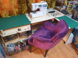 * Reduced * Horn Sewing Station