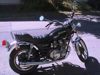 Suzuki GS550L in excellent condition