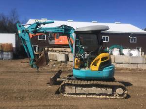 Mini Excavator Kubota RX 403