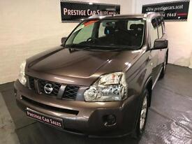 Nissan X-Trail 2.0dCi 148 2008MY Trek,full history,bluetooth