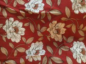 Home curtains 100%cotton beautiful design
