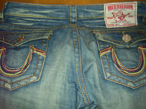 True Religion Jeans Billy Made in USA