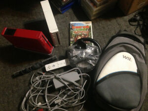 2 Nintendo wii systems with Donkey Kong country returns