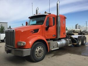 2015 Peterbilt 567 With Centrifugal Pump
