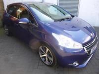 Peugeot 208 1.6e-HDi ( 115bhp ) FAP ( s/s ) 2012MY Feline