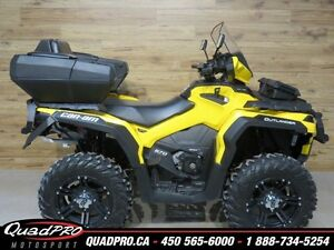 2016 Can-Am Outlander 570 XT EPS 51.87$/Sem