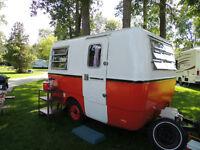 Trillium 1300 fiberglass camper