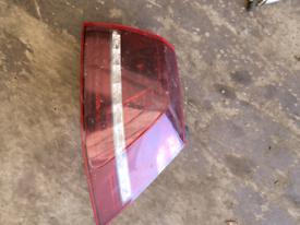 Vw golf mk7 R gti offside rear tail light led 13-17