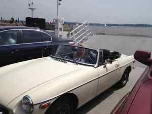 1973 MGB in fantastic daily driver condition