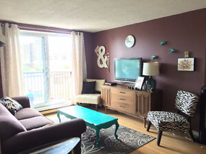 Large 1 Bedroom Covered Parking Incl. Hintonburg/Tunneys Pasture