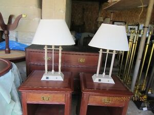 Table lamp's and other Hotel Furniture for Sale