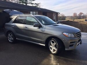 2012 Mercedes Benz ML 350  Cambridge Kitchener Area image 1