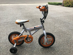 Huffy Kids toddlers bike (Star Wars themed)