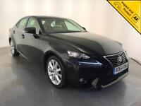 2014 64 LEXUS IS 300H EXECUTIVE EDITION AUTO 1 OWNER SERVICE HISTORY FINANCE PX