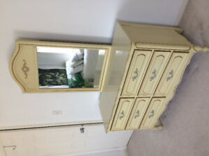 Vintage Henry Link French provincial bedroom set