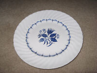 Round - Serving Plate ( 1950's )