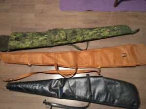 gun cases used and new for rifle or shotgun