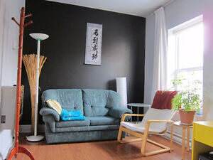 $580 Furnished room in a 4 1/2 apt | Metro Beaudry