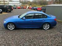 2016 BMW 3 Series 2.0TD (190bhp) 320d xDrive M Sport (s/s) Saloon 4d 1995cc Salo