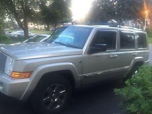 Jeep commander Sport fully equipped!