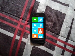 Nokia Lumia 710 smart phone