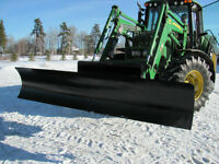Tree Scoops, Blades and Buckets for John Deere Tractors