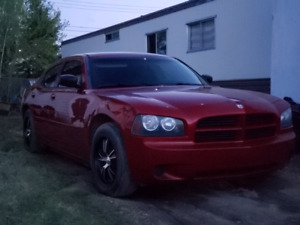 2006 2006 Dodge Charger Red | Great Deals on New or Used