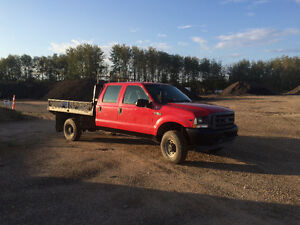 2002 Ford F-350 4door  4x4 Other
