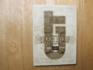 "FS: Glass Tiger ""No Turning Back 1985-2005"" DVD London Ontario image 1"